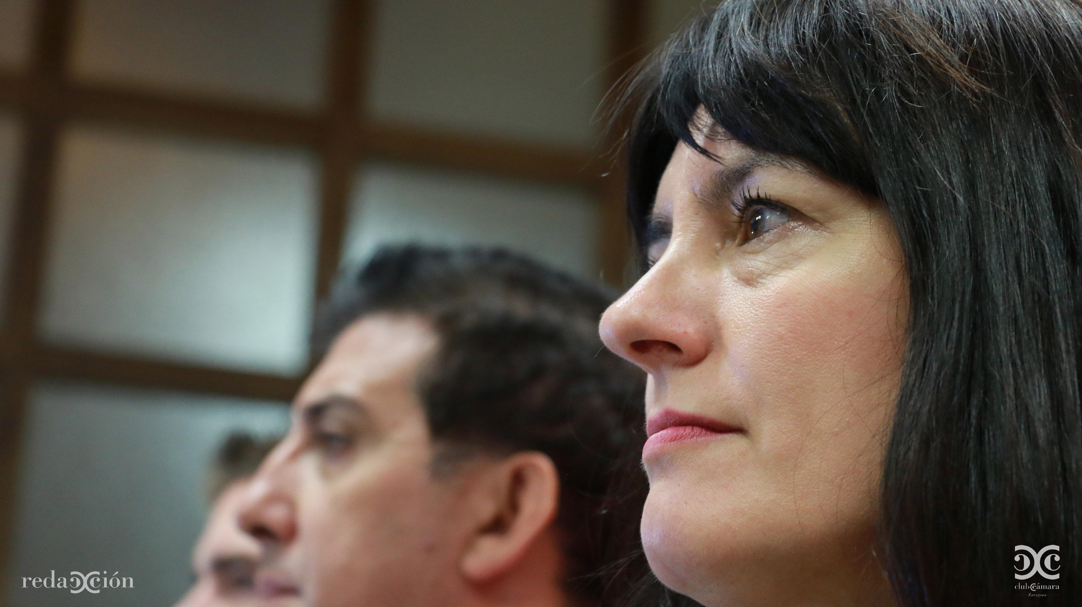 Asun López.