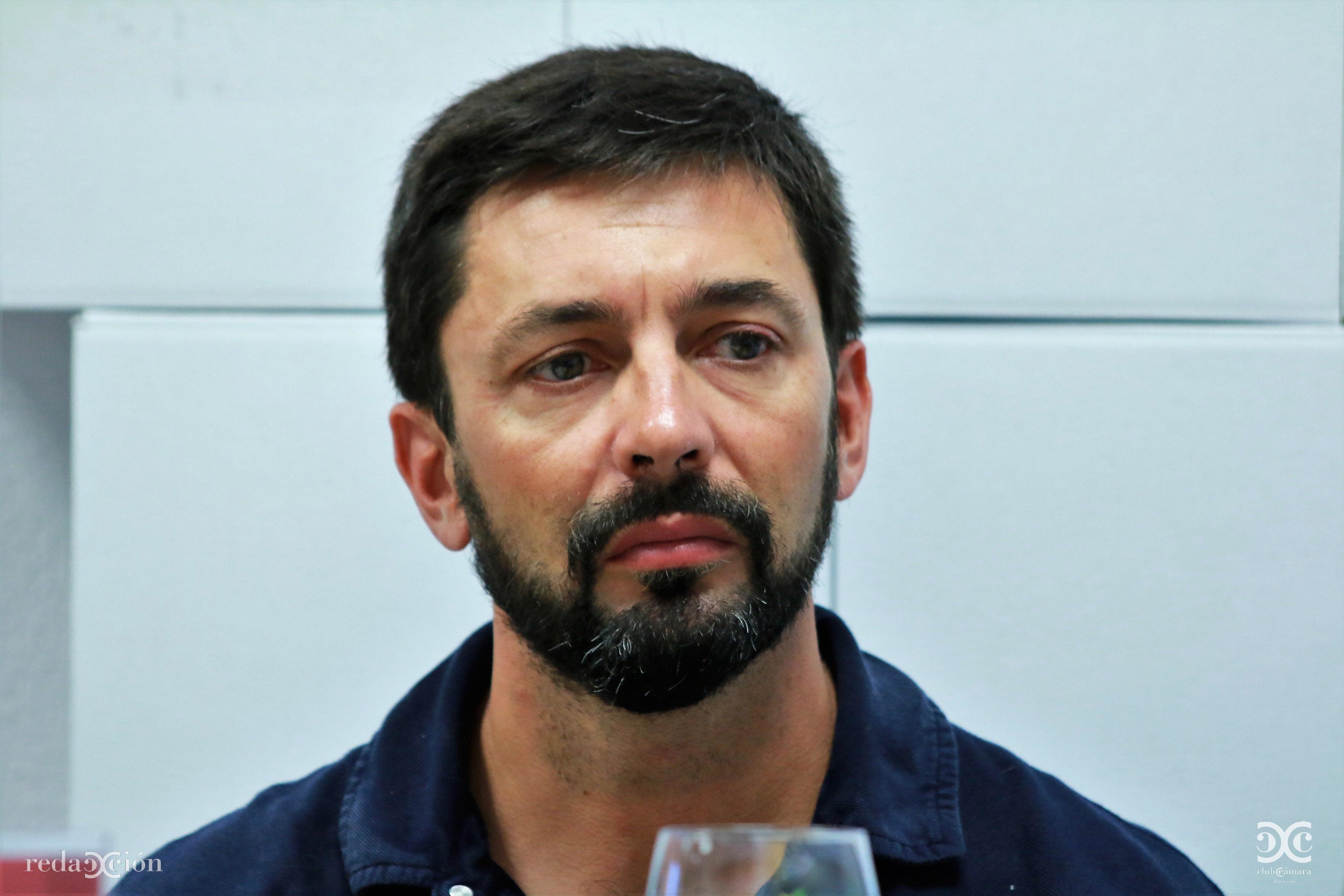 Sergio García, de Ainur Trabajos Verticales