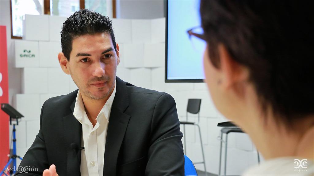 Sebastián Darpa. Fotos: Arturo Gascón.