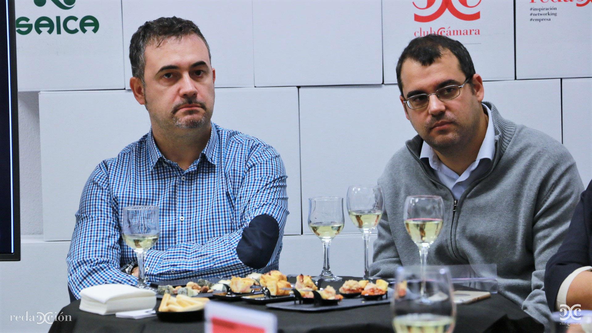 Daniel Torres Burriel y Roberto Abizanda