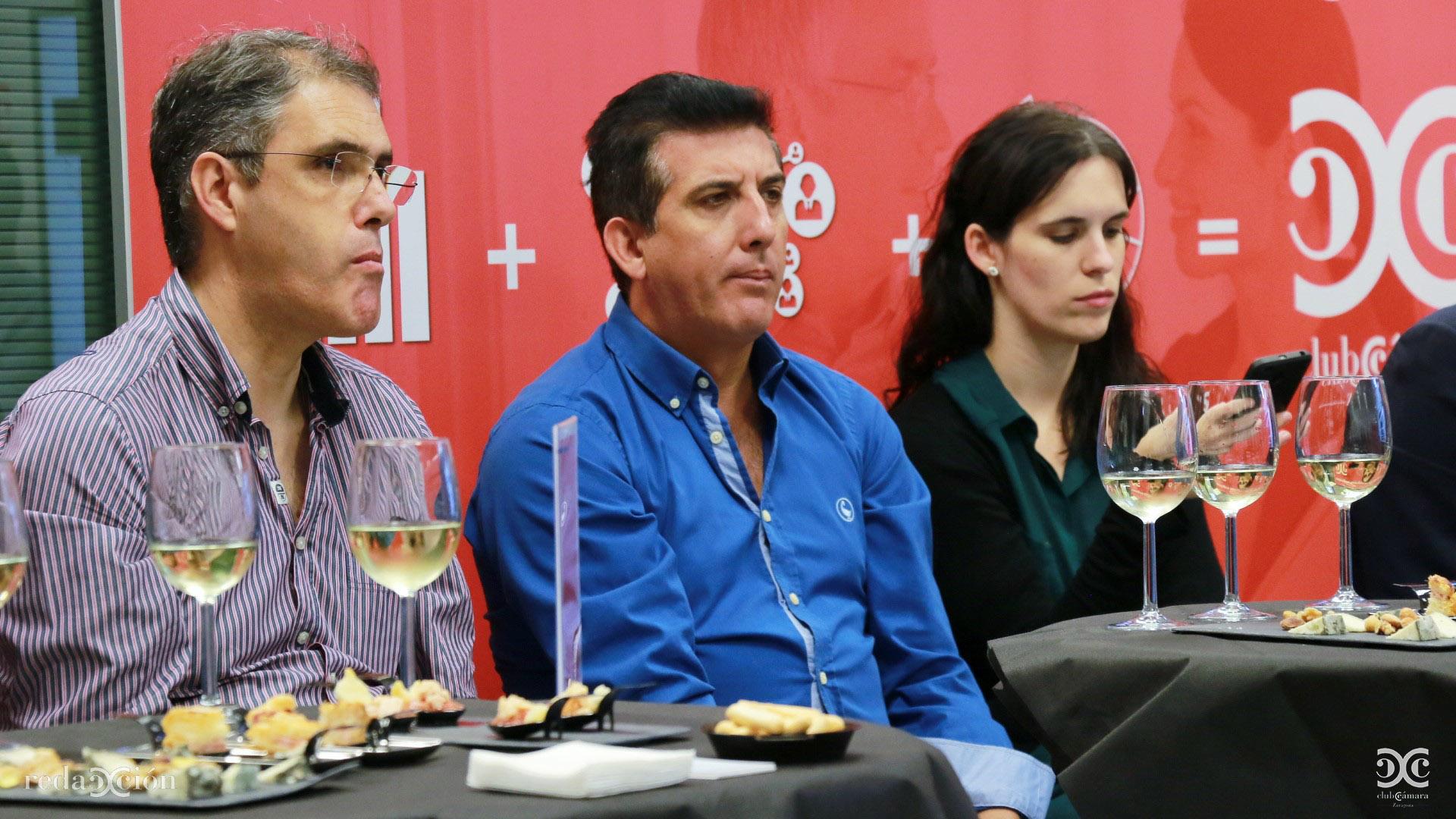 Mauricio Sánchez, Verónica Blázquez