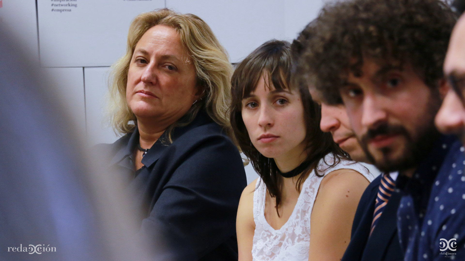 María Oria y Ana Belén Berges.