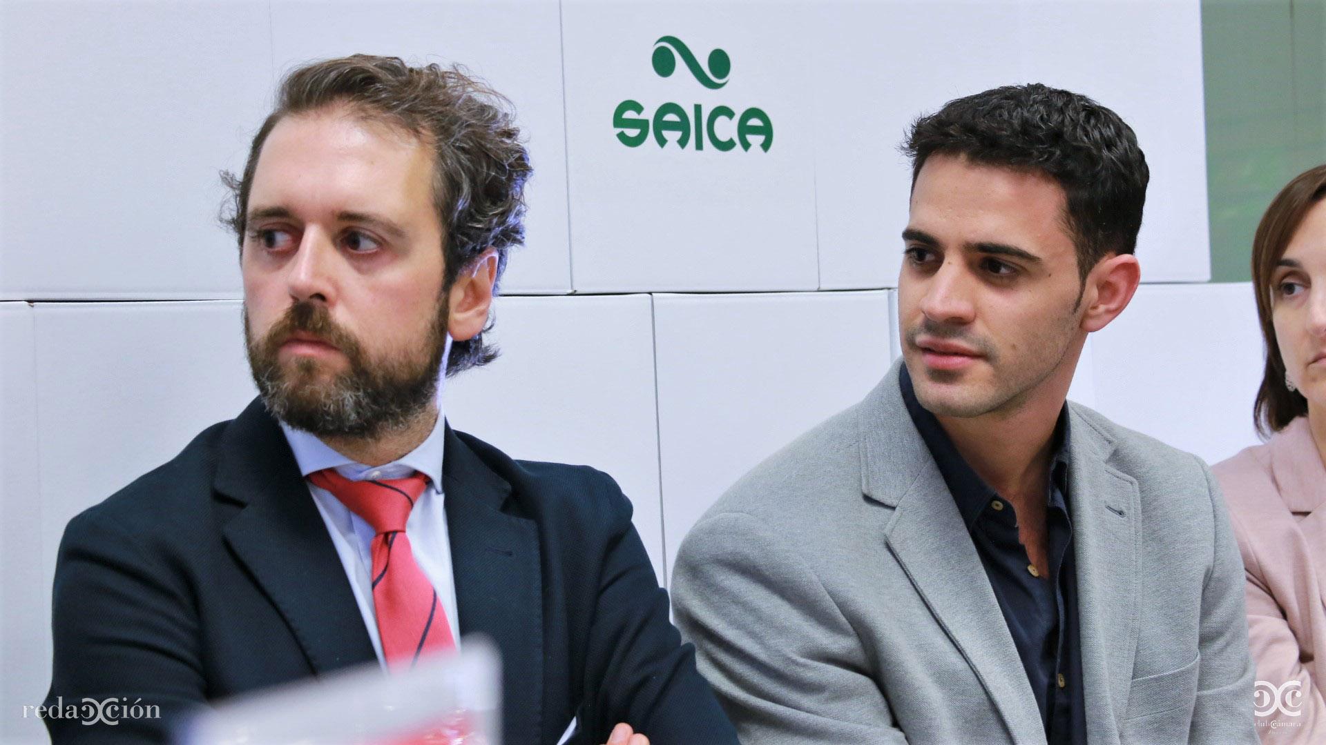 Miguel Ángel Cano y Rafa Ferrer.