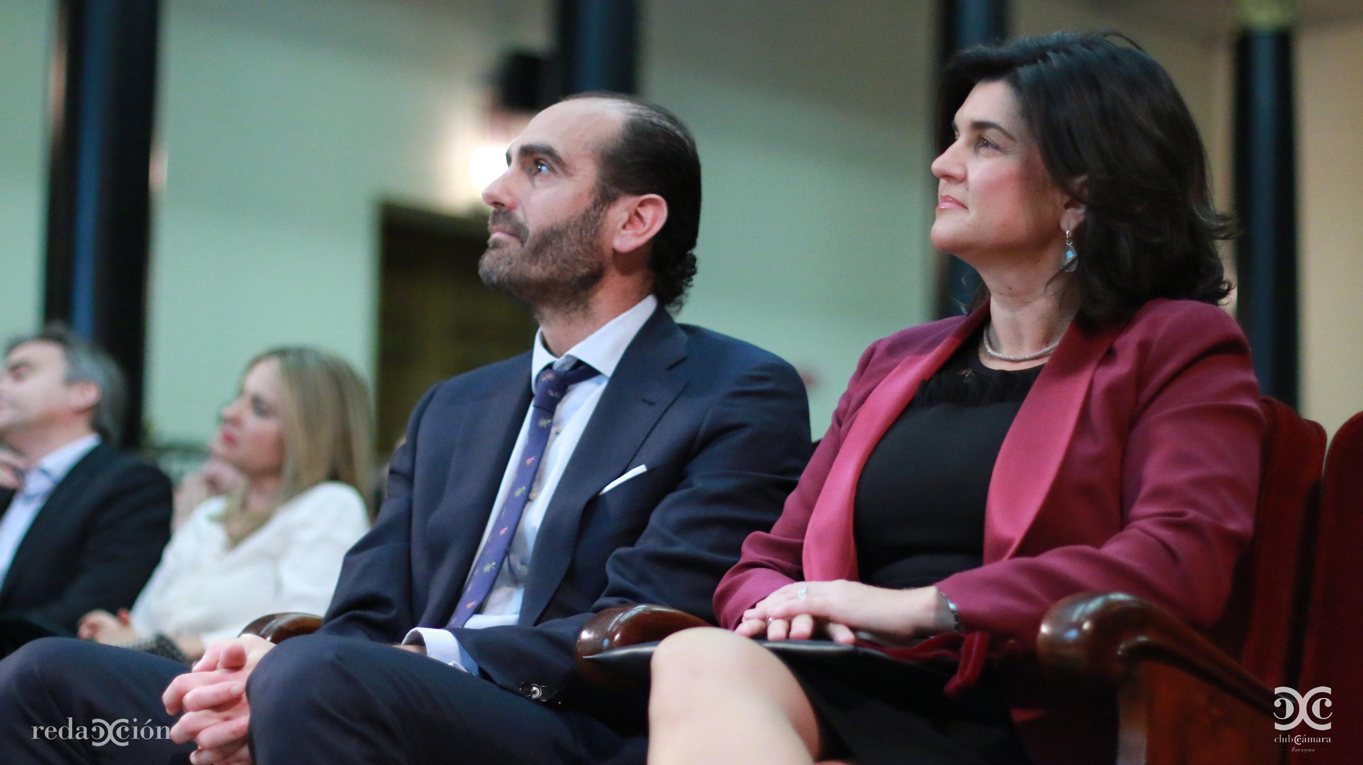 Daniel Rey y Paloma de Yarza López-Madrazo