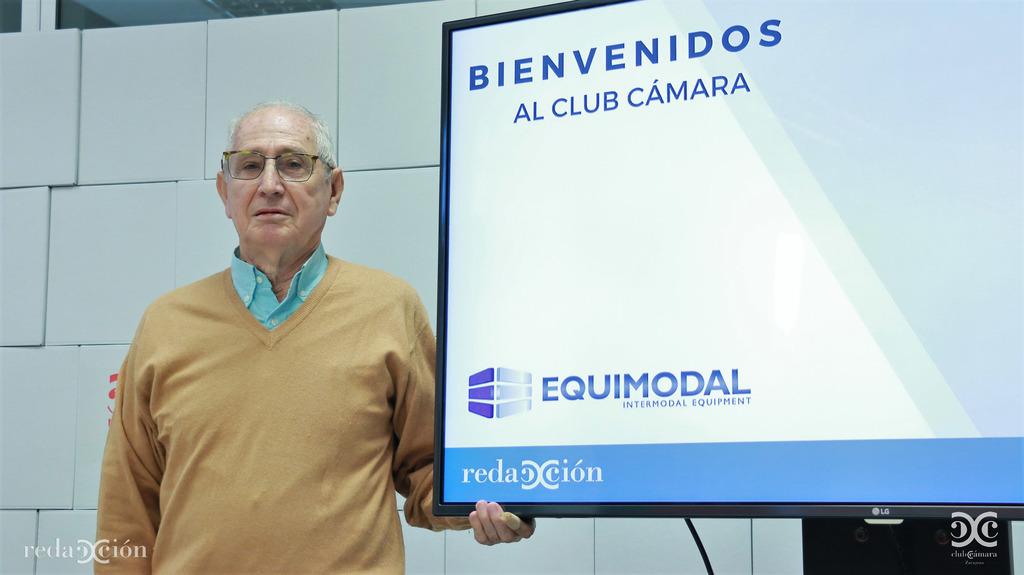Pedro Domínguez Equimodal