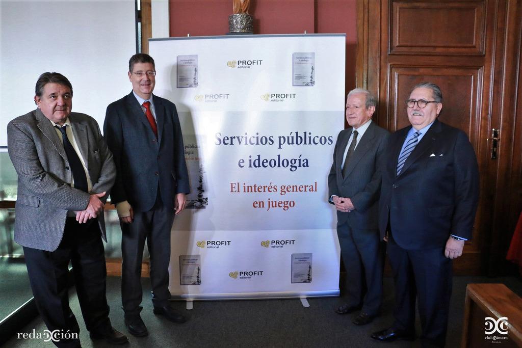 Gonzalo Quintero, José María Gimeno, Pascual Sala y Manuel Teruel. Fotos: Arturo Gascón
