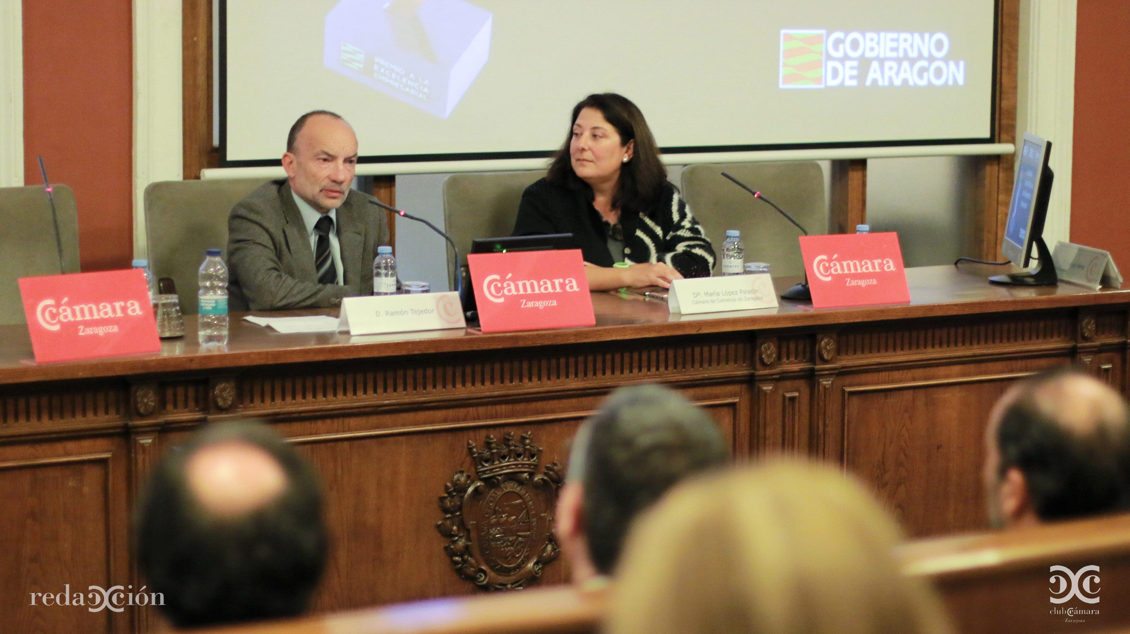 Ramón Tejedor, María López
