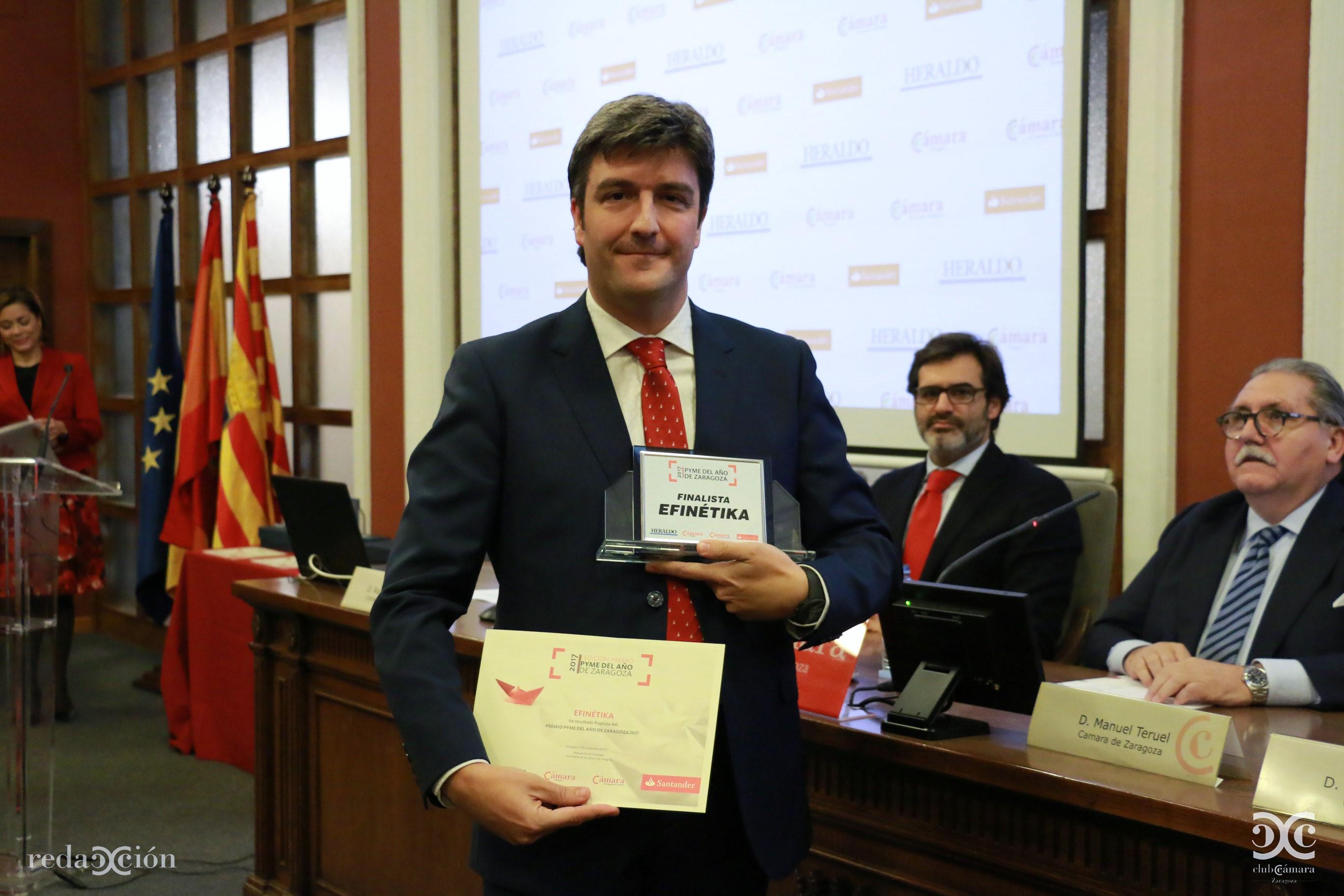Vicente García, de Efinétika.
