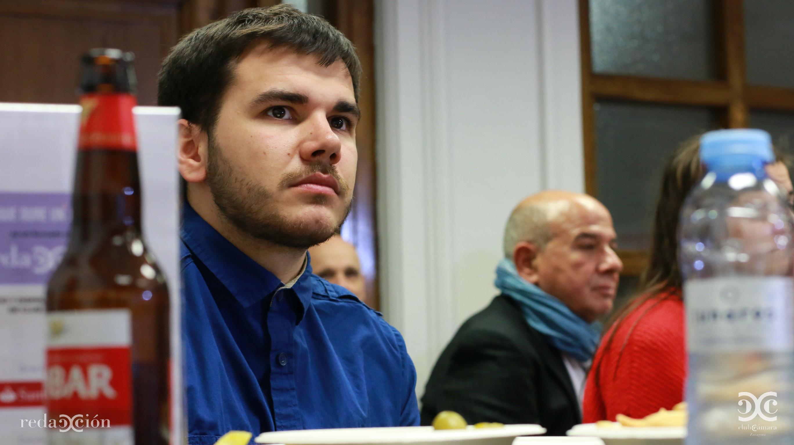 Alejandro Calderón Herizont