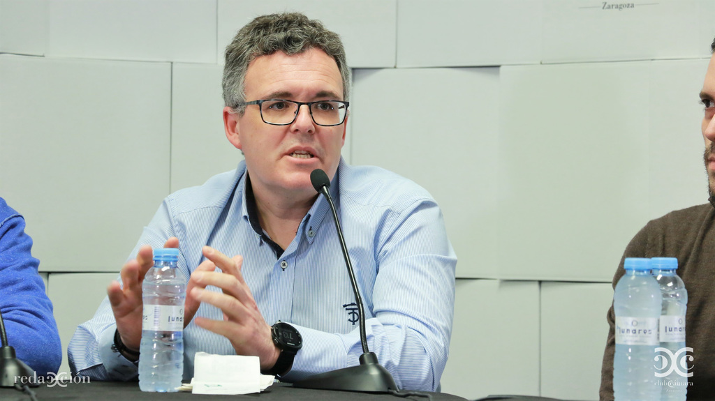 Javier García burbuja emprendedora sintetia