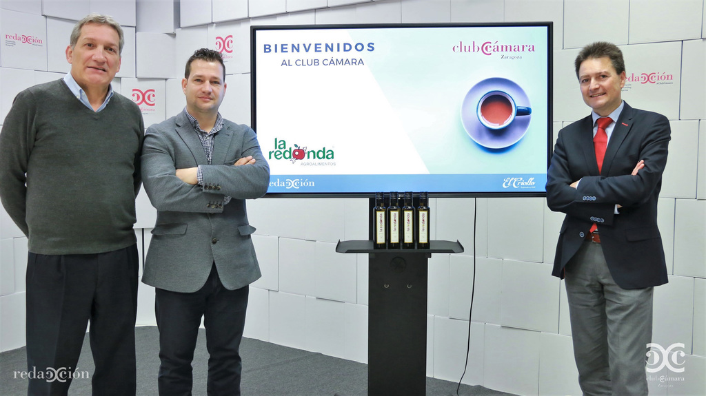 José Luis Herrero, La Redonda,
