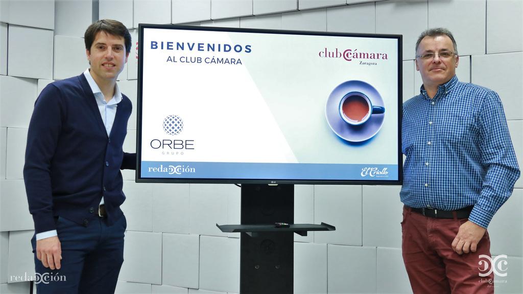 Fernando Ortega, Alejandro Moreno, Grupo Orbe.