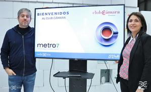 Metro7, Amaya Labrador,