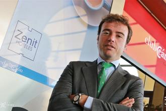 Javier Catalán Zenit Hoteles