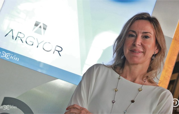 Argyor, Ana Blanch