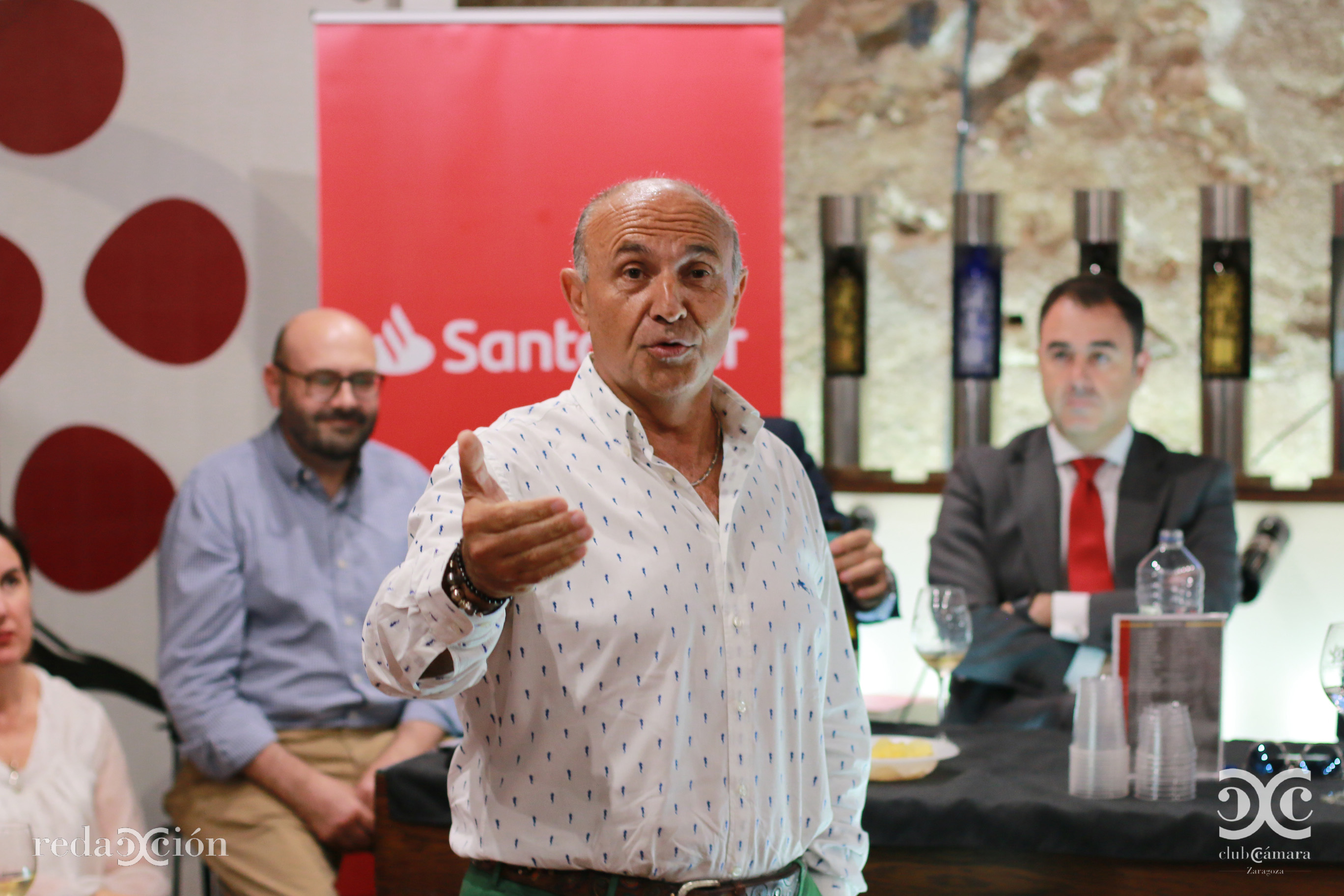 Carlos Pascual, Integra