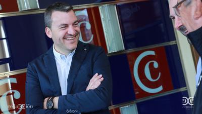 Óscar Calvo, JCV