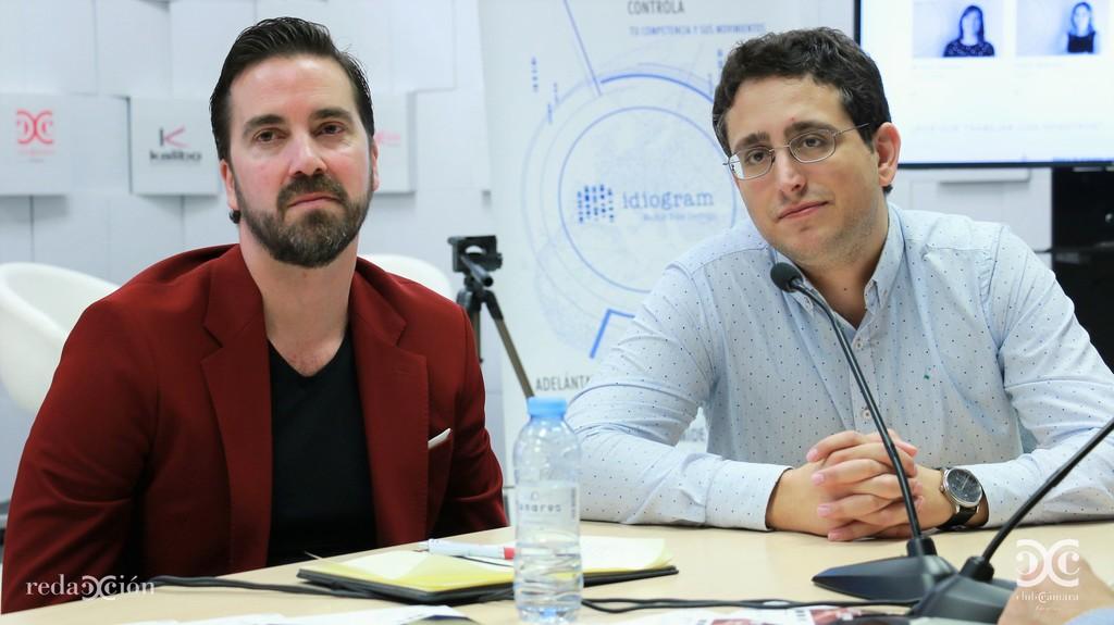 Miguel Ángel Casquero, Juan Manuel Pérez, Idiogram