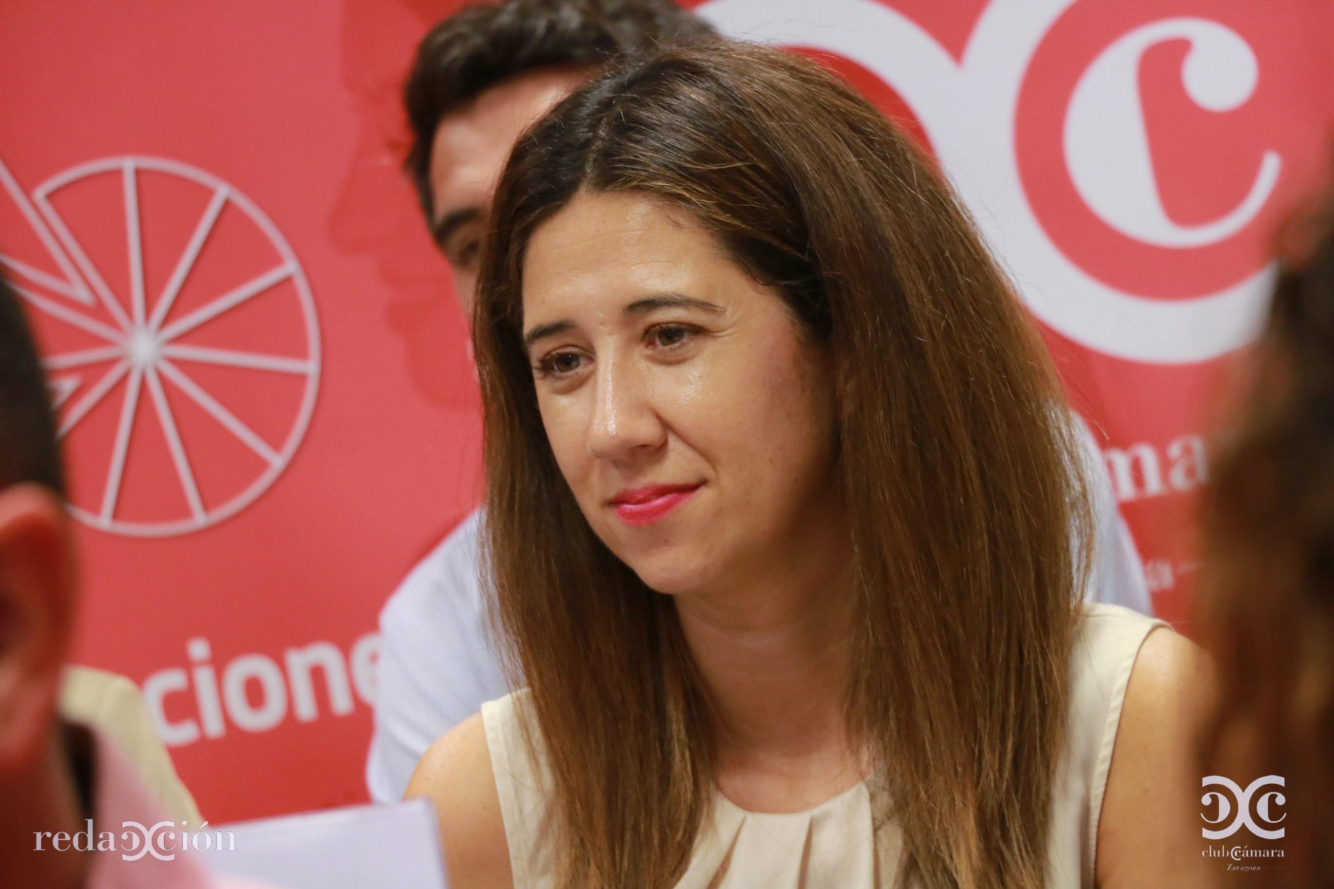 Ana Gracia, de Cámara.