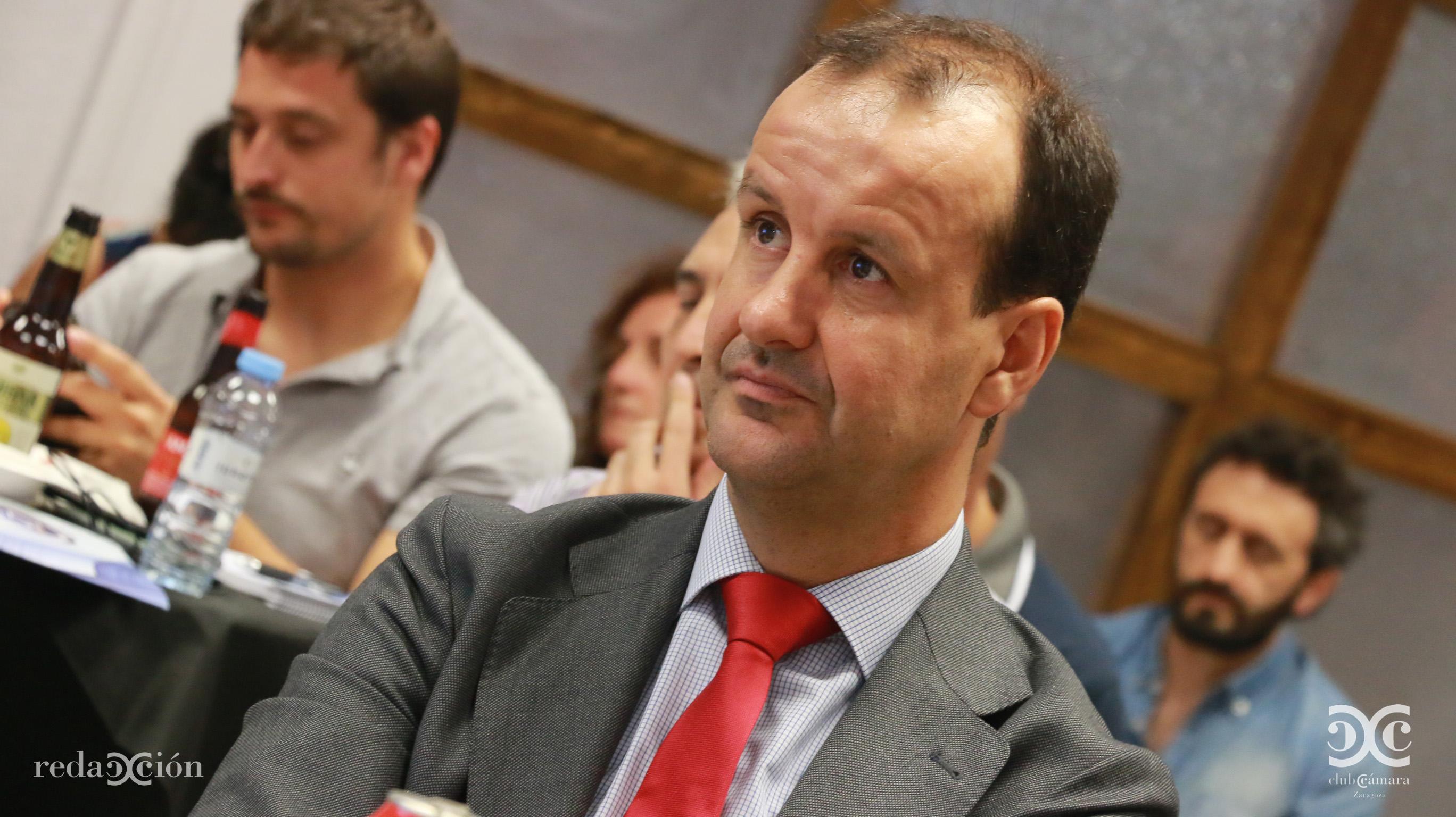 Javier Pascual, de Banco Santander.
