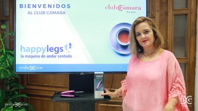 Gloria Gálvez, Happylegs