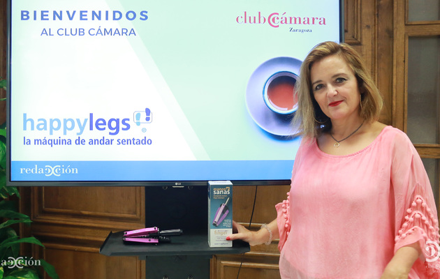 Gloria Gálvez, Happylegs