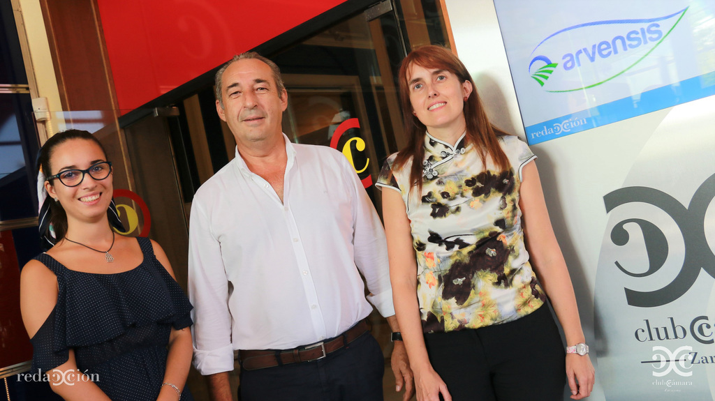 María Remírez de Ganuza, José Remírez de Ganuza, María Jesús Pérez, Arvensis.