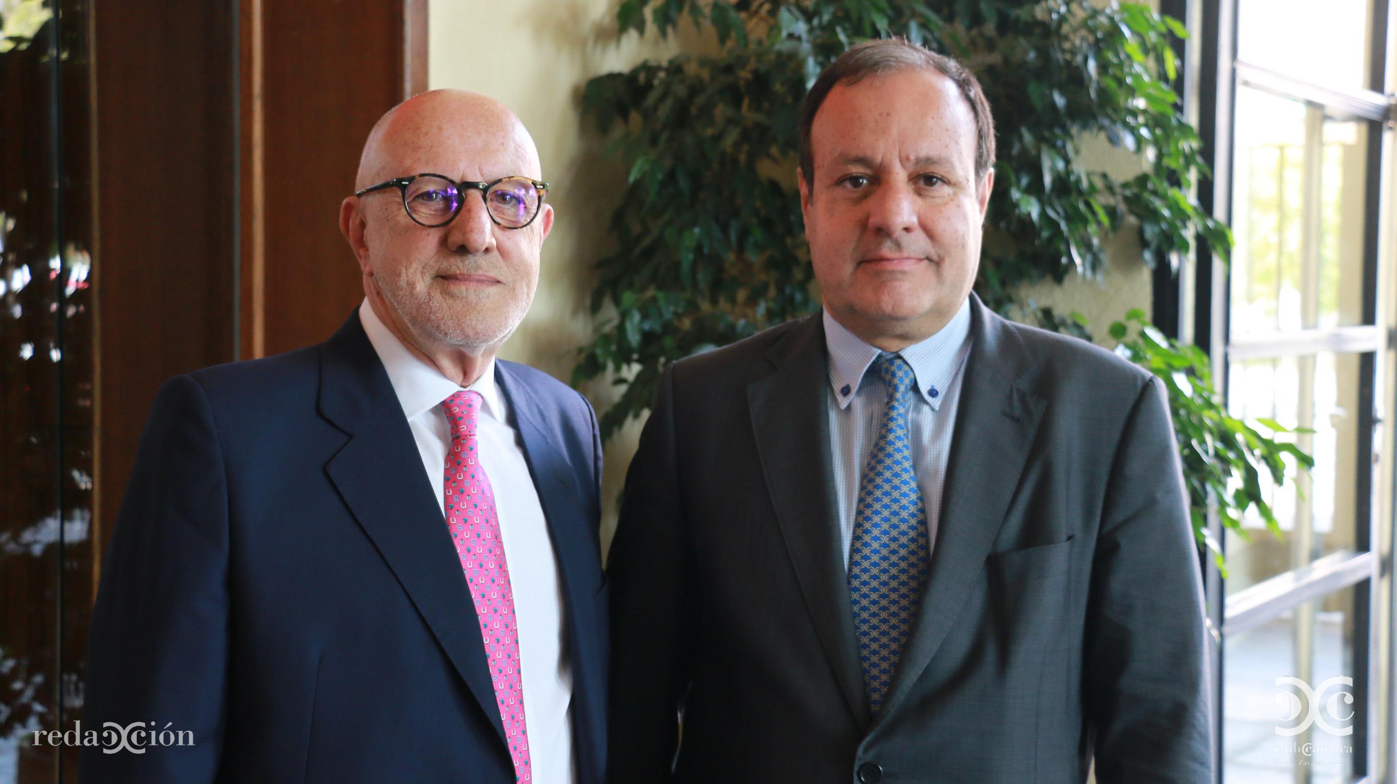 Juan Calvo y José Miguel Sánchez.