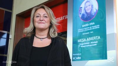 María Oria, ECODES