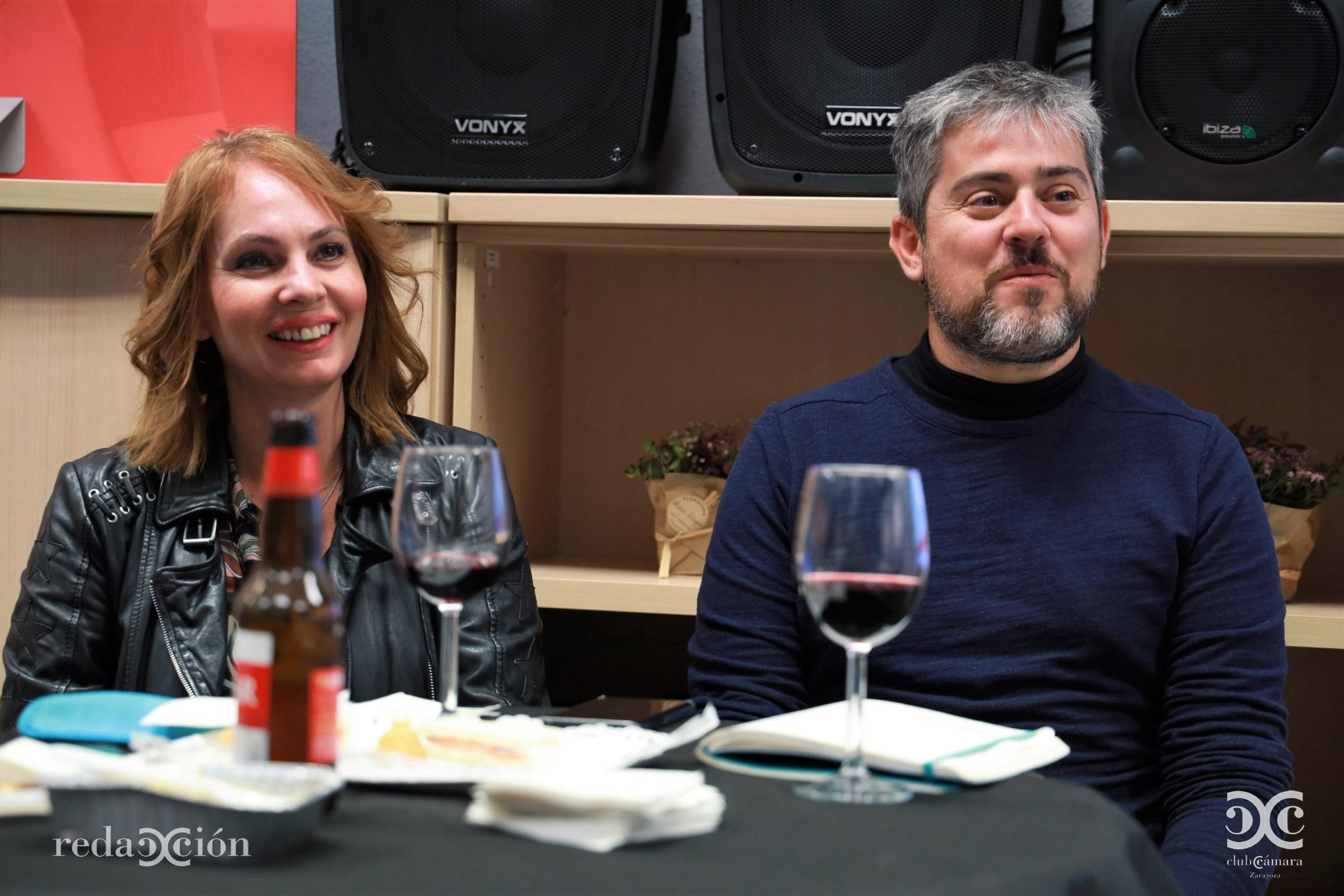 Carmen Herrarte, José Bailach