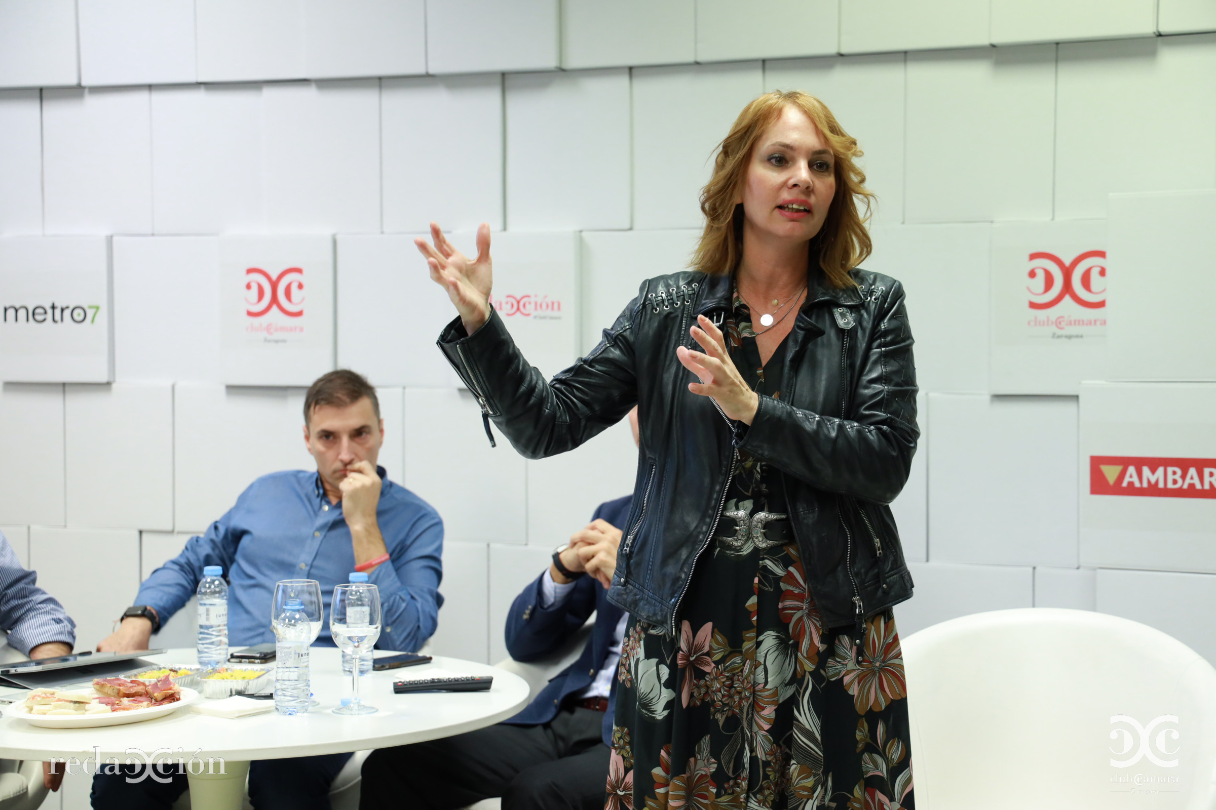 Carmen Herrarte, T-ZIR