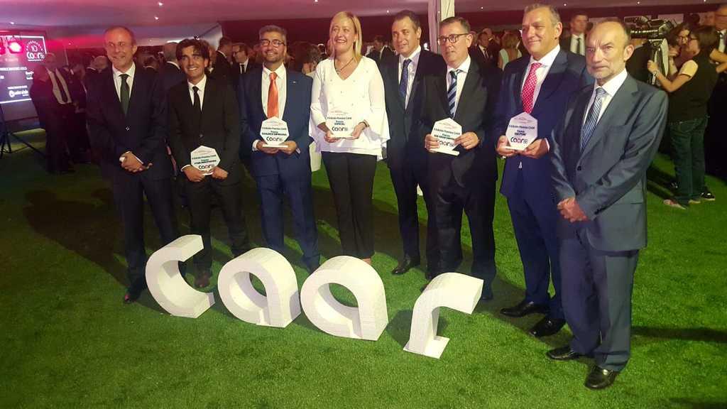 II Premios CAAR