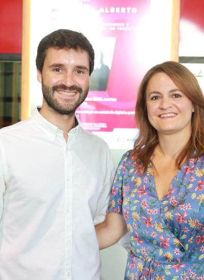 Alberto Arranz, Marta Arranz, Tecco, Aracast