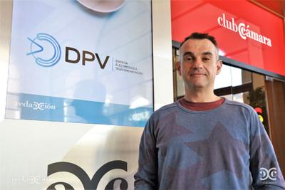 Óscar Prieto, DPV
