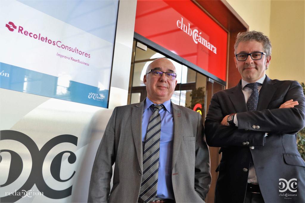 Esteban Cembellín, Eduardo Ortiz, Recoletos Consultores