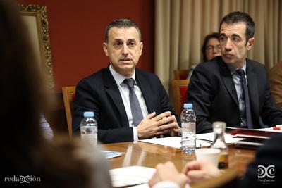Ángel Rueda, Industrias Químicas del Ebro