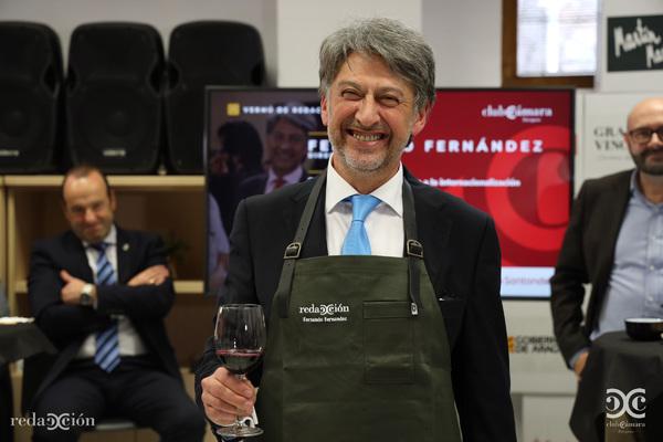 Fernando Fernández, Arex