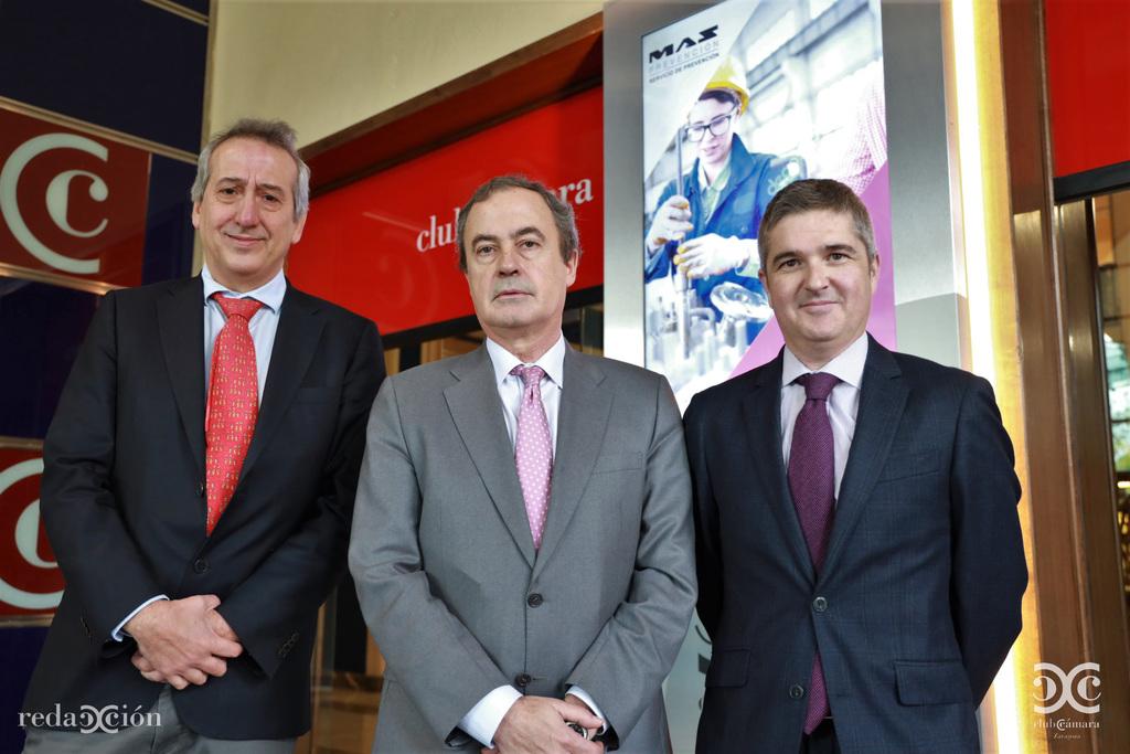 José Luis Baguer, MAS Prevención, Pedro Villar, Carlos Salgado