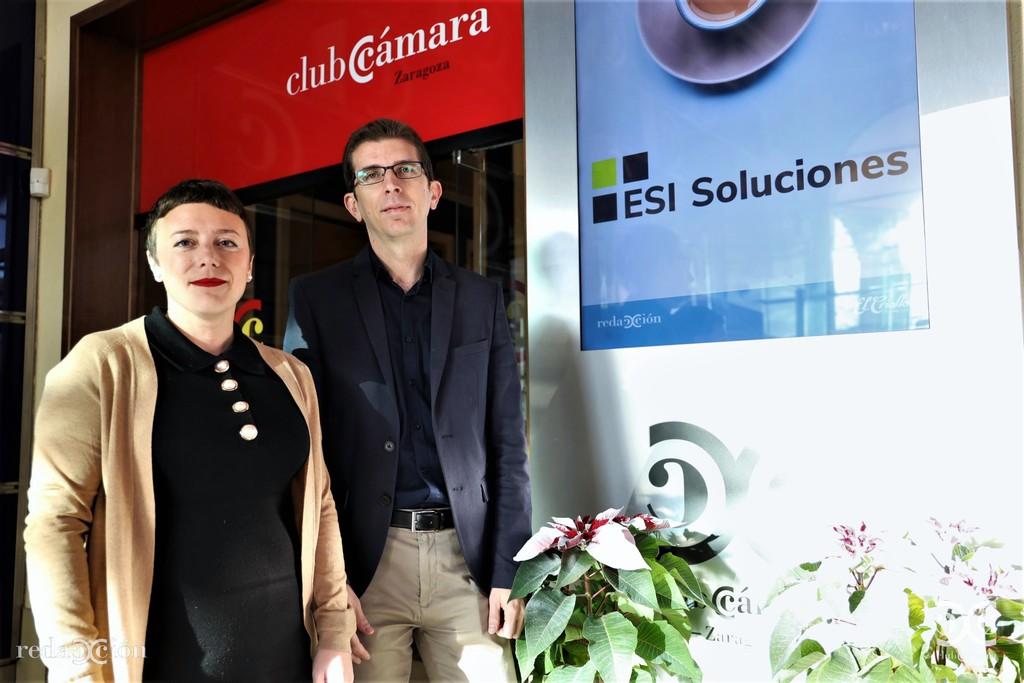 ESI Soluciones, Gerardo Lanau, Marta Serrano