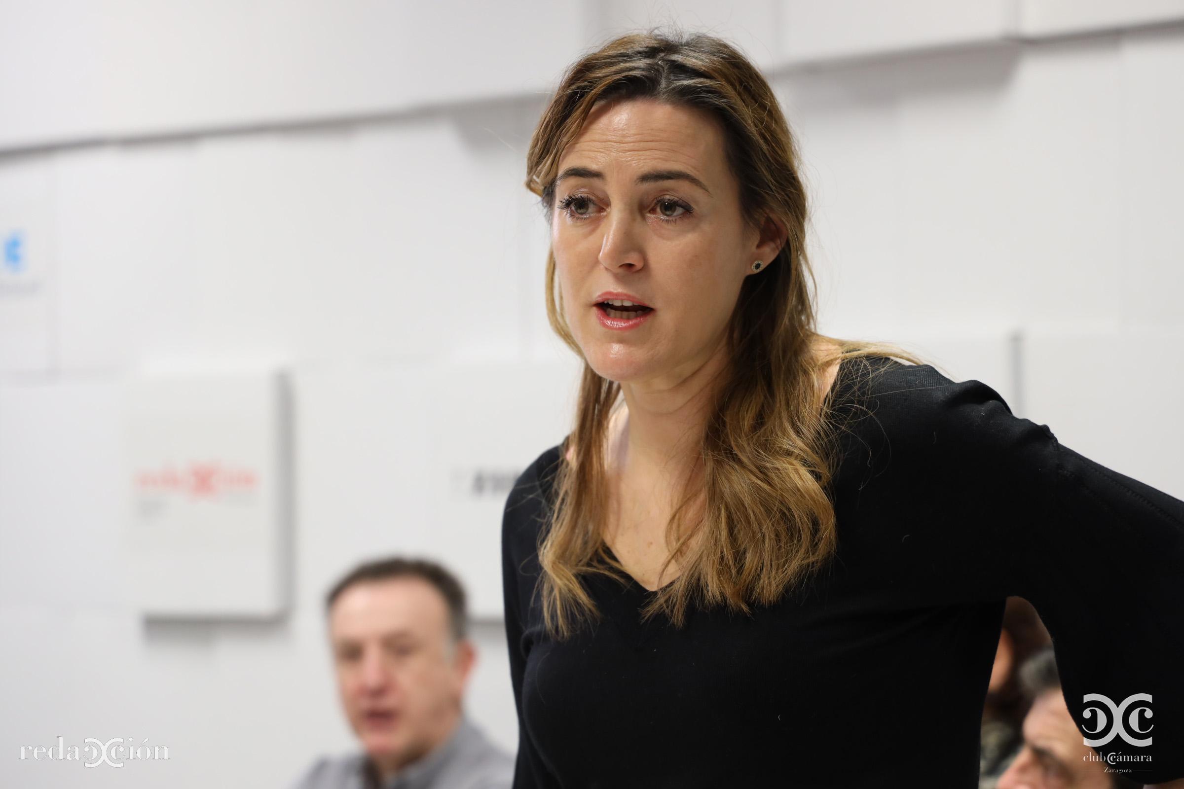 Ana Sacristán, T-Zir