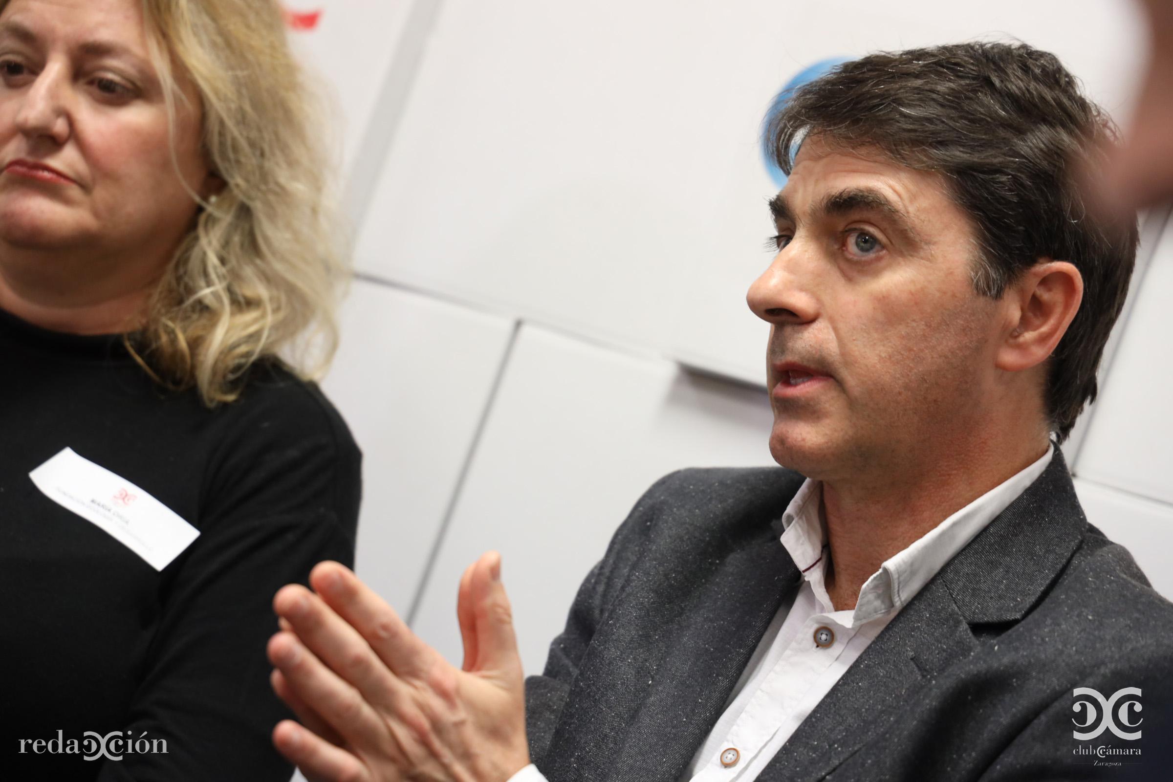 Pedro Pardo, IAF