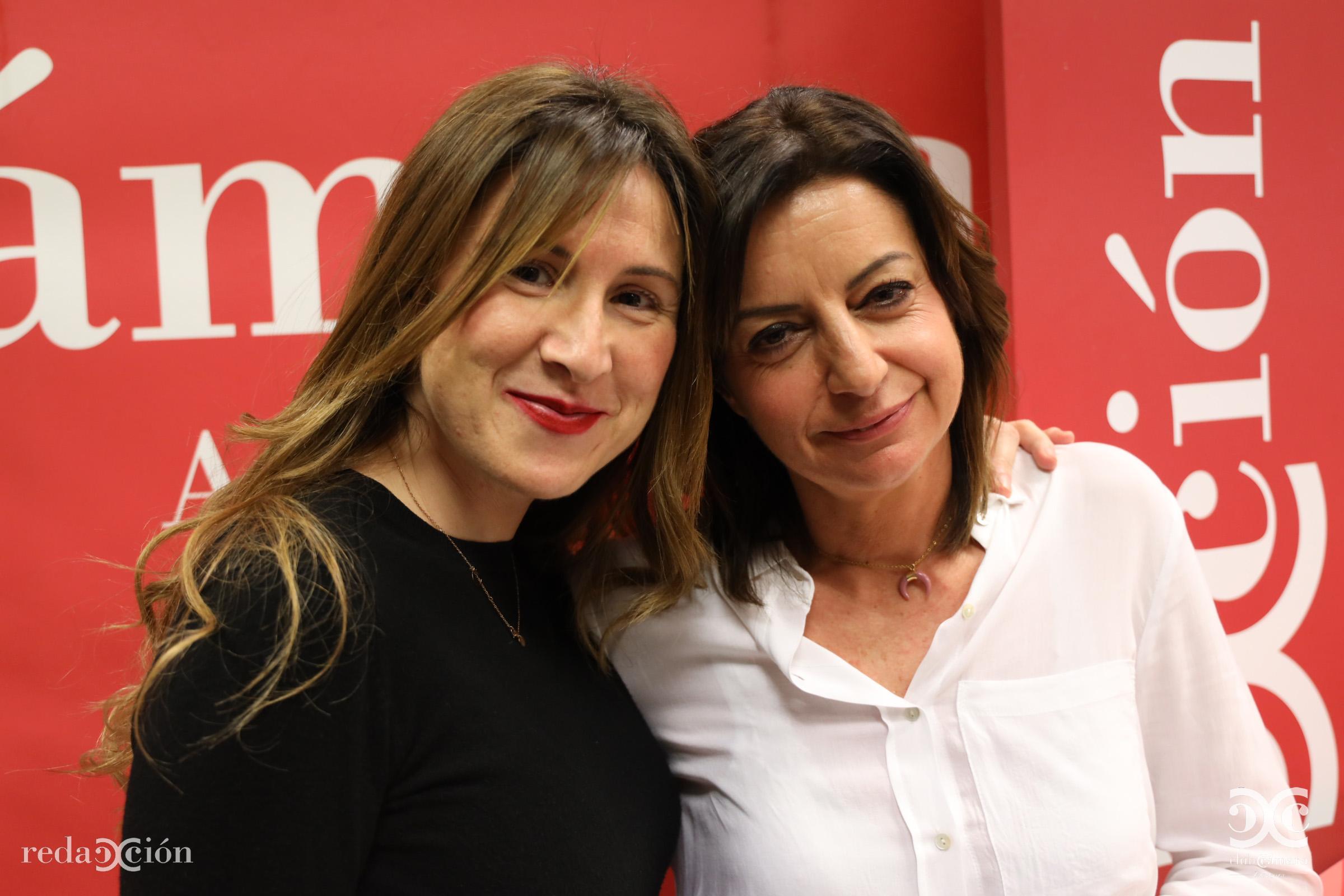 Cristina Paz-Peñuelas, Ana Hernández