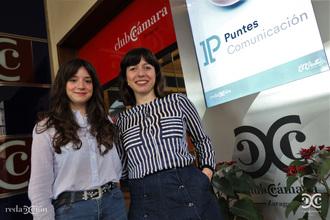 Laura Capapey y Maite Puntes, de Puntes Comunicación.