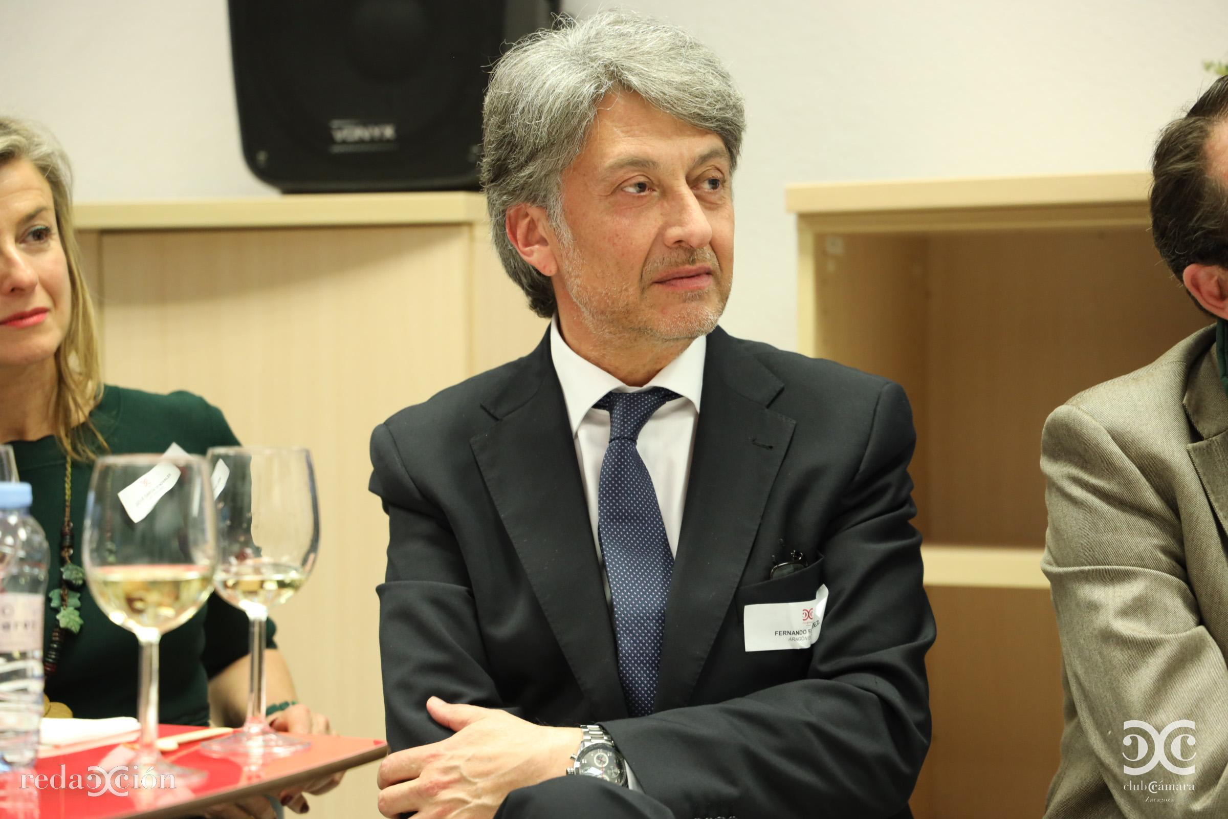 Fernando Fernández. IAF