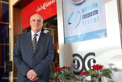 Jesús Rojas, Globalia Corporate Travel