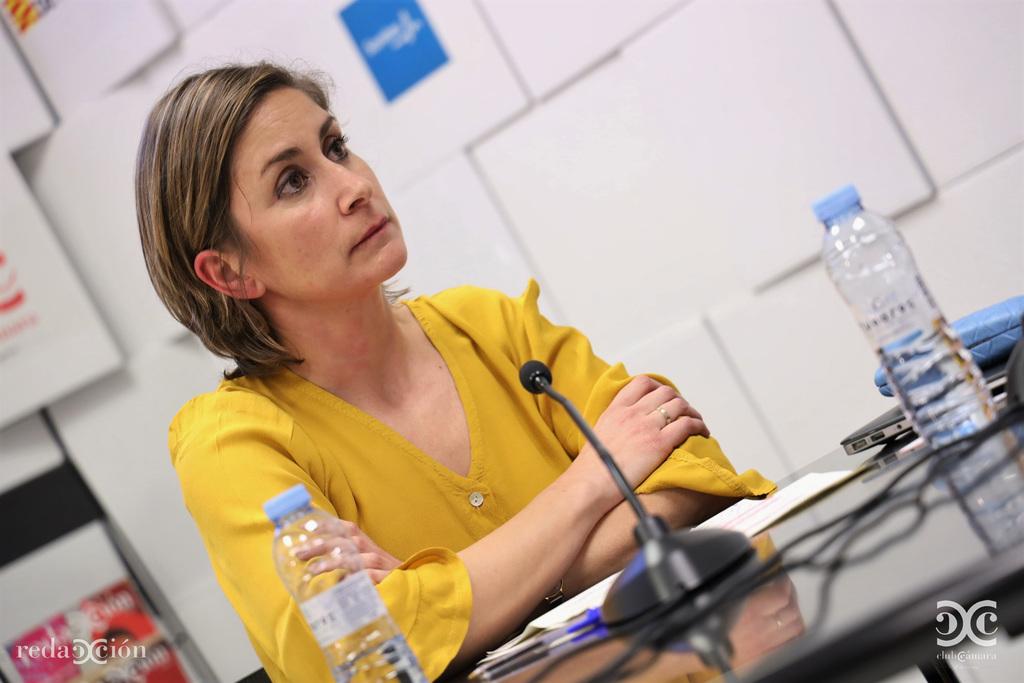 Manuela Delgado, MP Ascensores