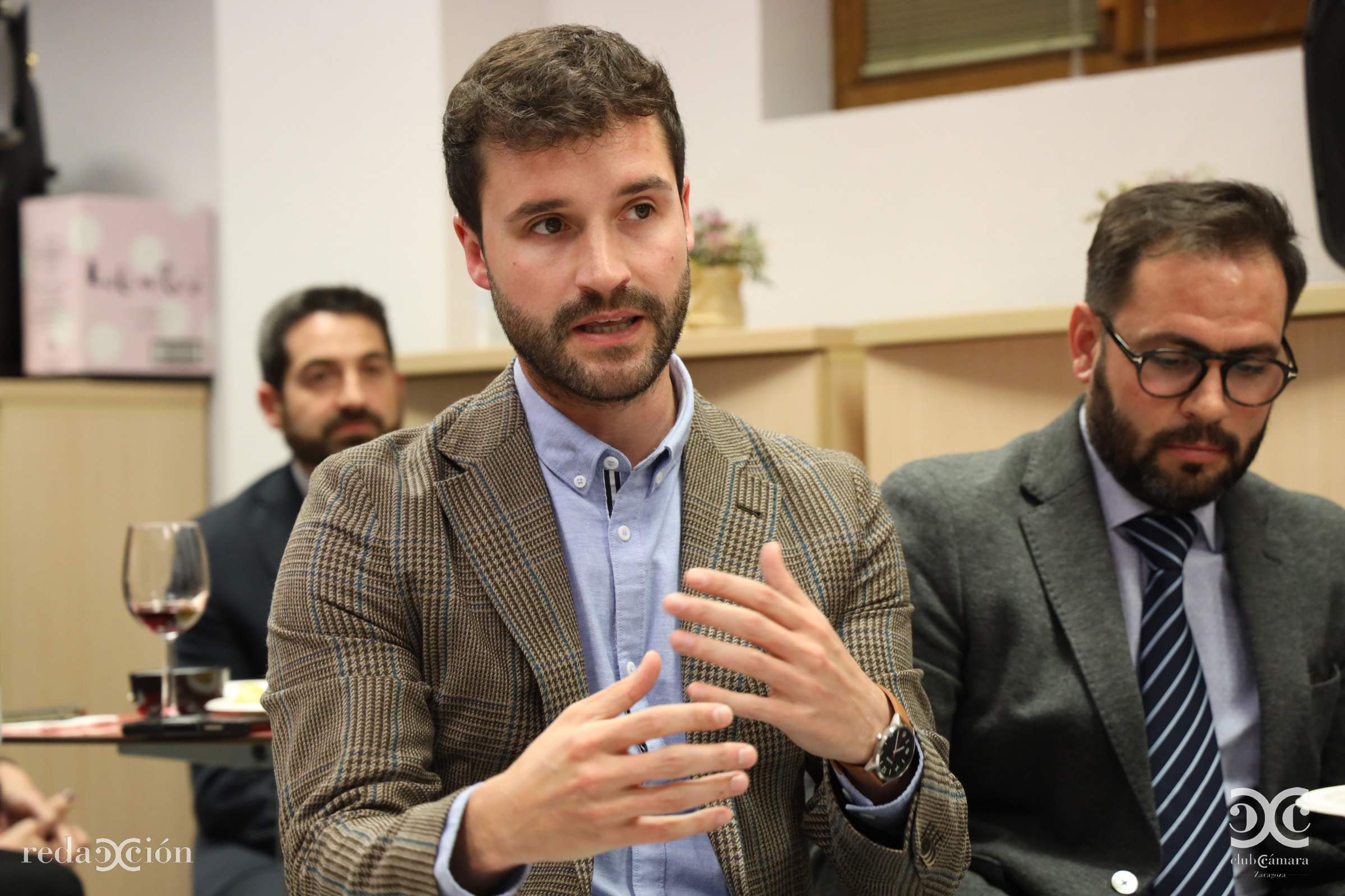 Alberto Arranz, Tecco