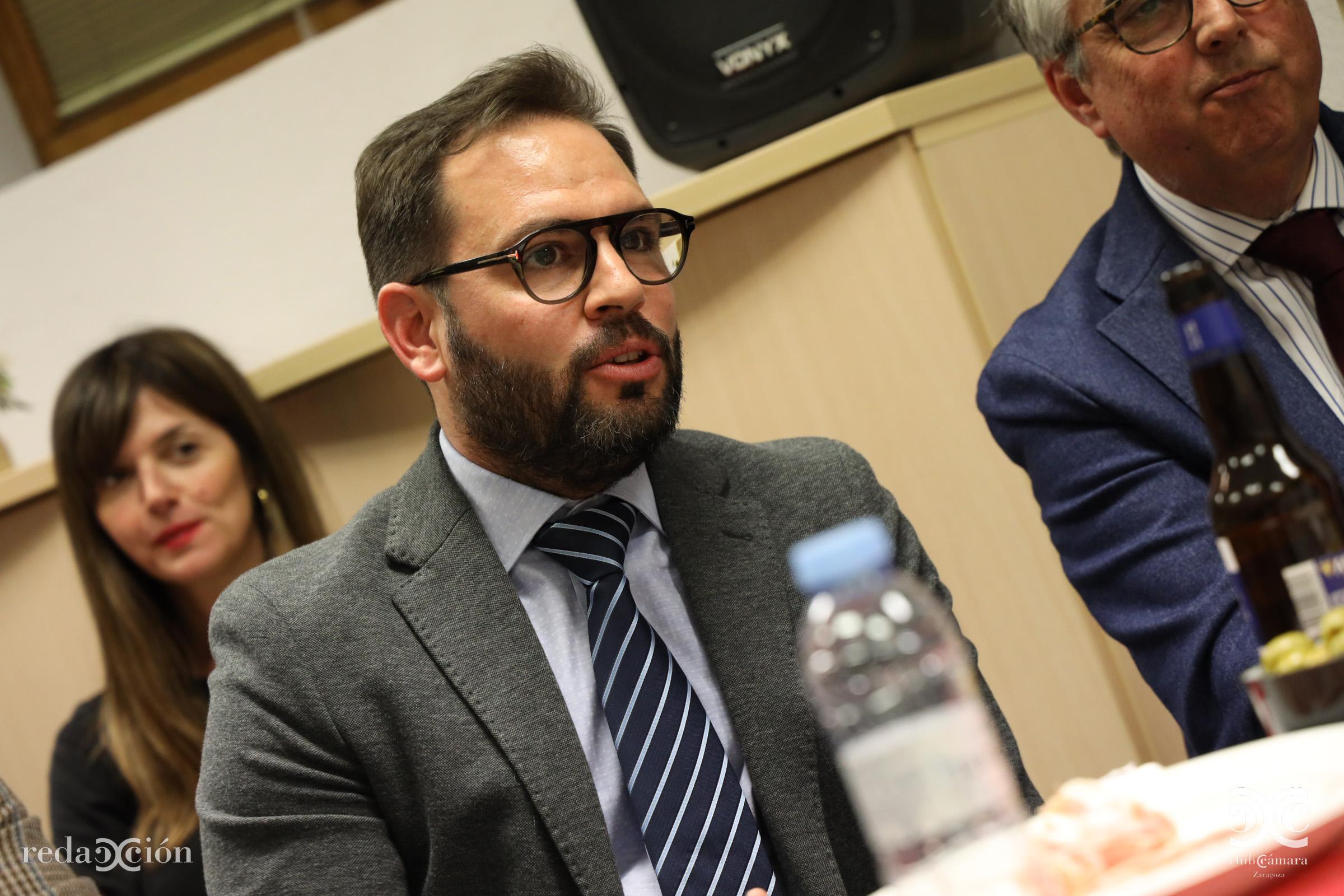 José Manuel Grao, Gres Aragón
