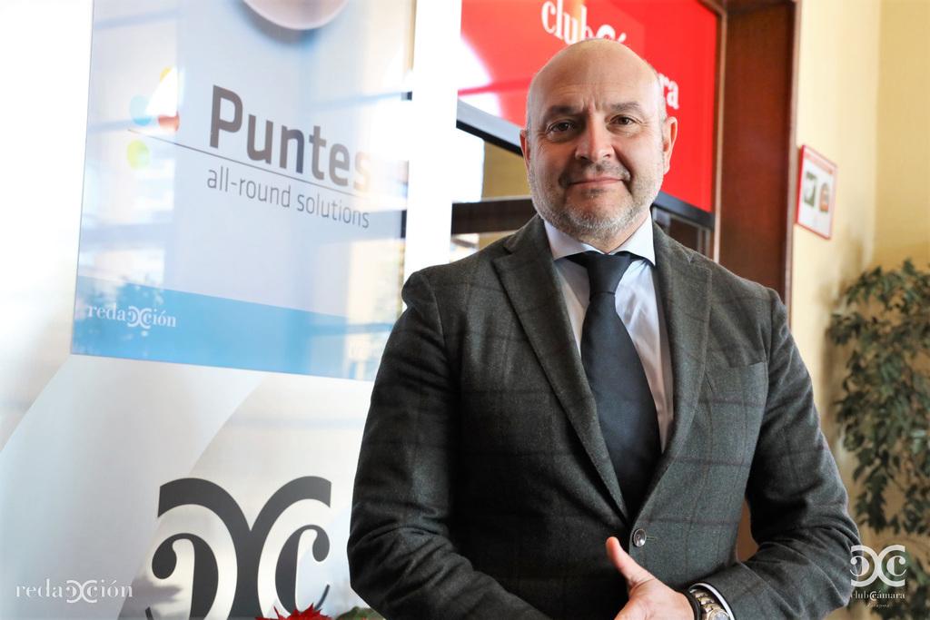 Pedro Porlan, Cauchos Puntes