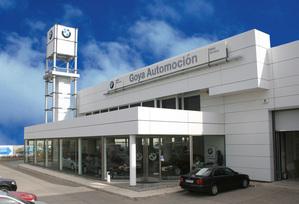 BMW Zaragoza, cita previa BMW, accesorios BMW
